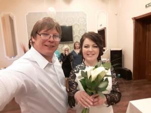 Ведущий и баянист на свадьбу